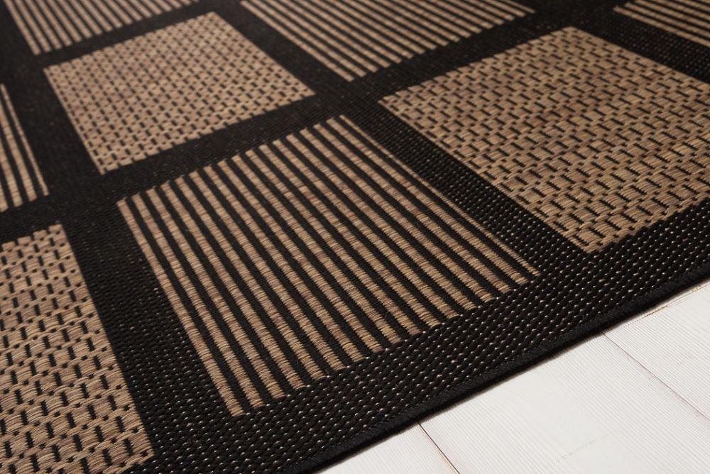 Brick Line Coffee/Black 80x200