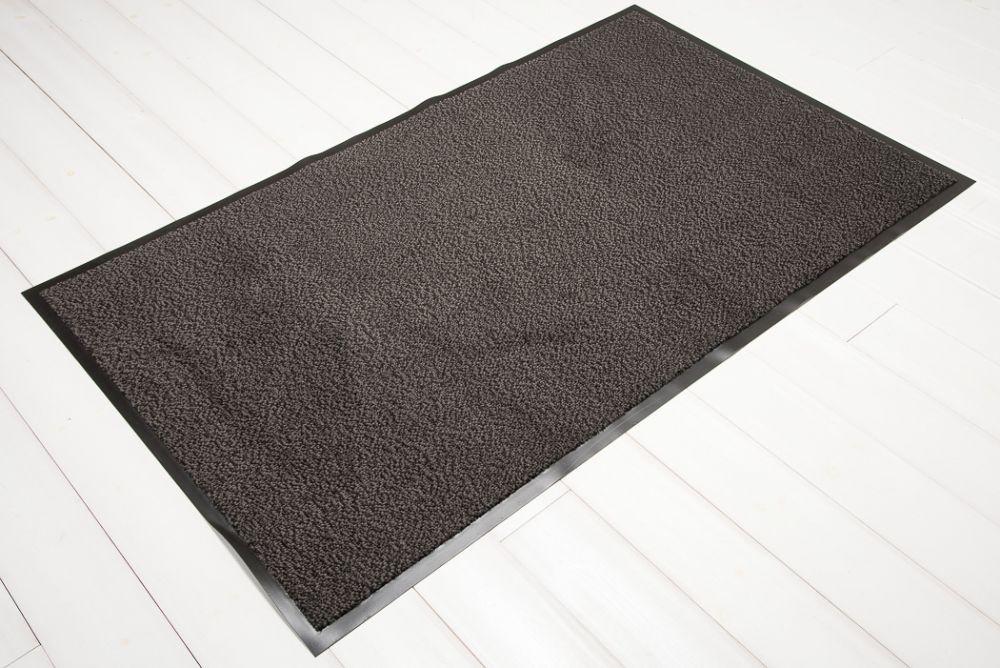 Clean antrasitt 90x150