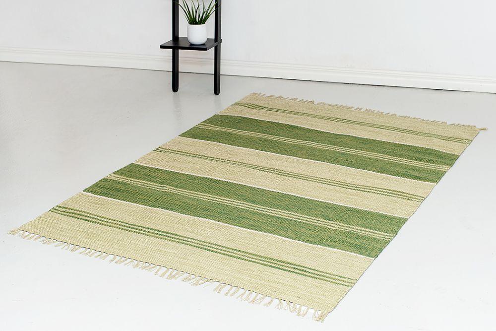 Herrgård grønn 160x230