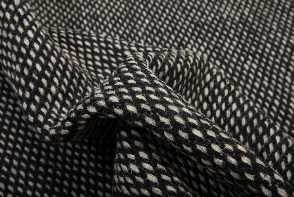 Durango grå/sort 140x200