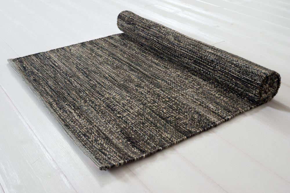 Sindra svart 80x200