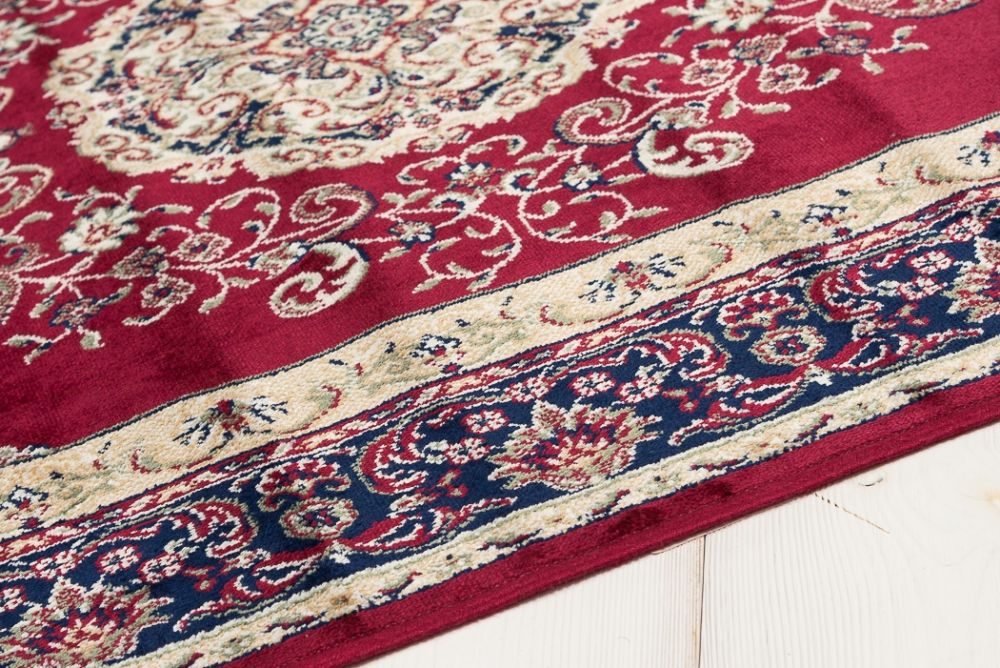 Taebriz Silk Red 80x450