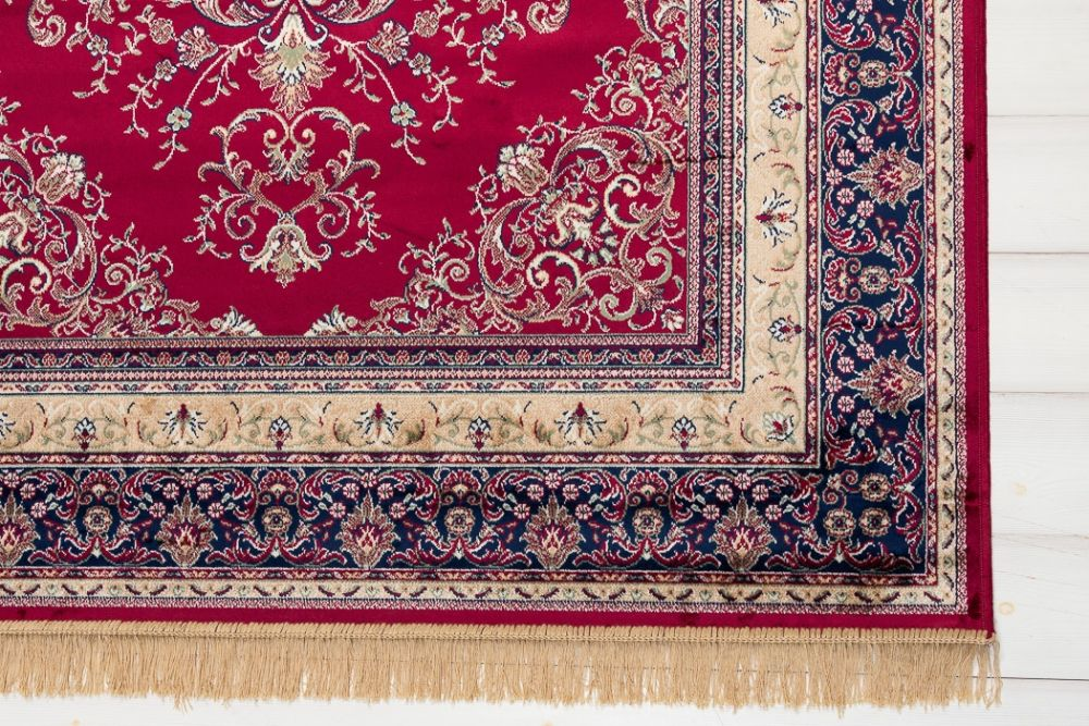 Taebriz Silk Red 160x230