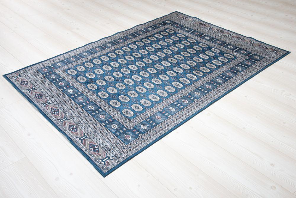 New Bokhara Silk Blue 160x230