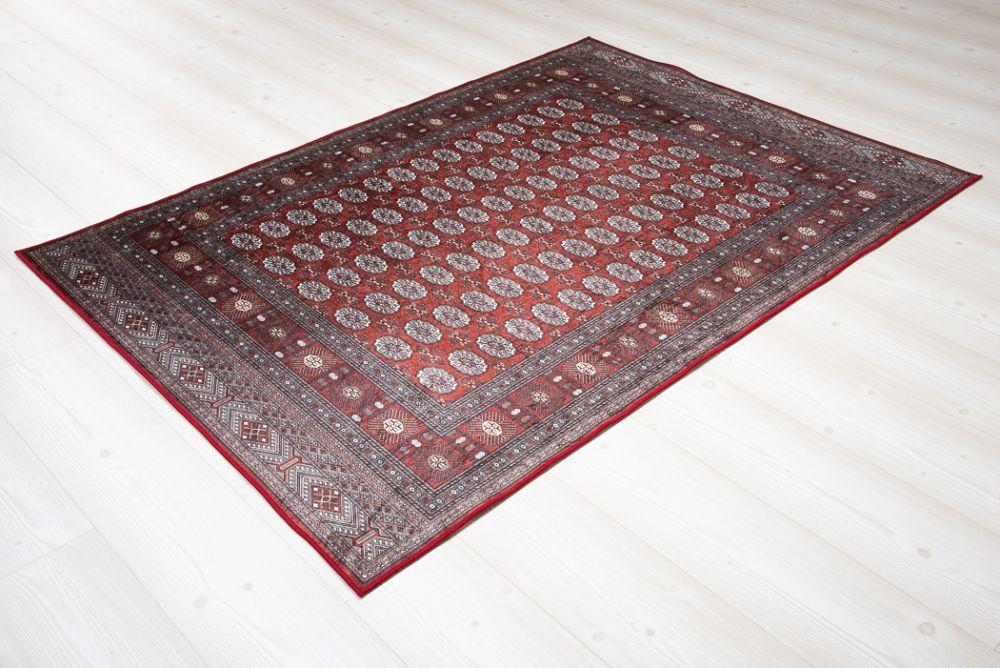 New Bokhara Silk Red 160x230