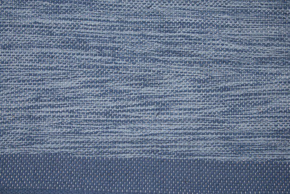 Heby blå 160x230