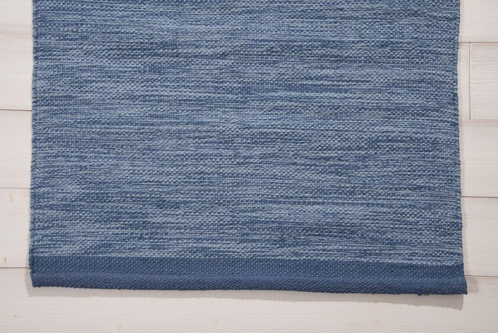 Heby blå 60x110