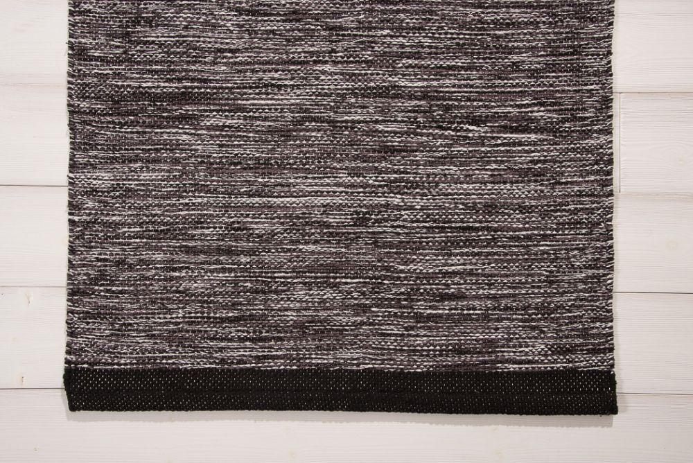 Heby sort-hvit 60x110