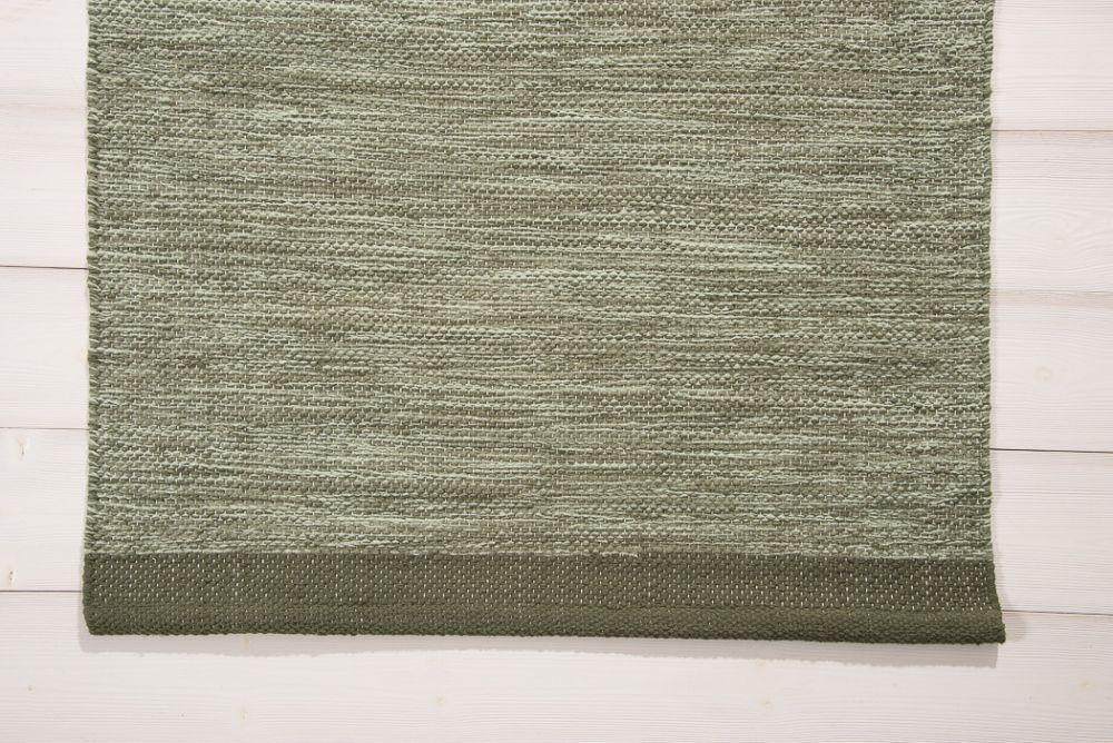 Heby grønn 70x200