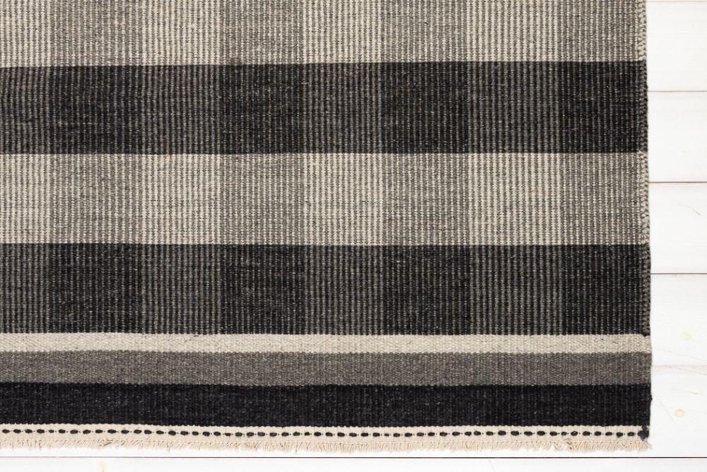 Lino Dark Gray 140x200