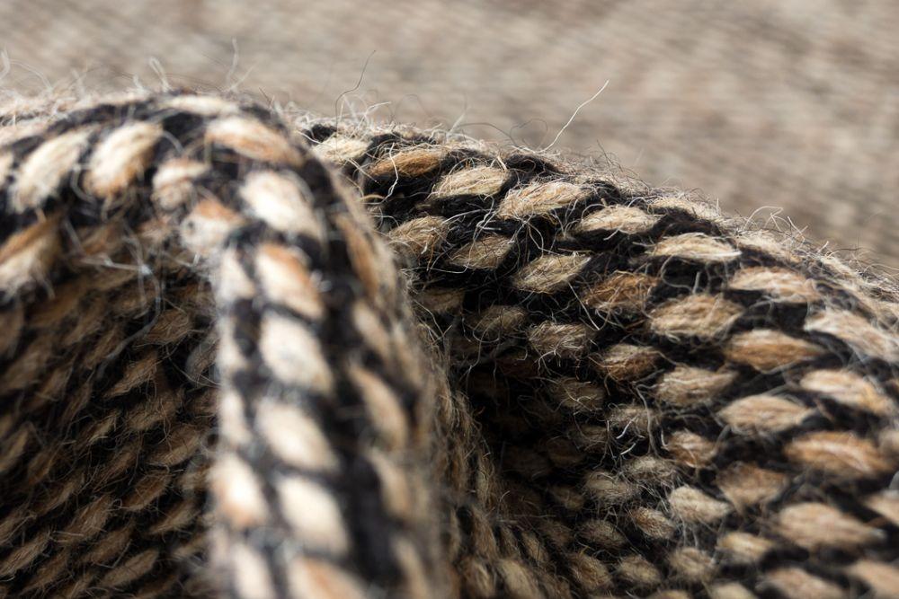 Durango brun/sort 170x230