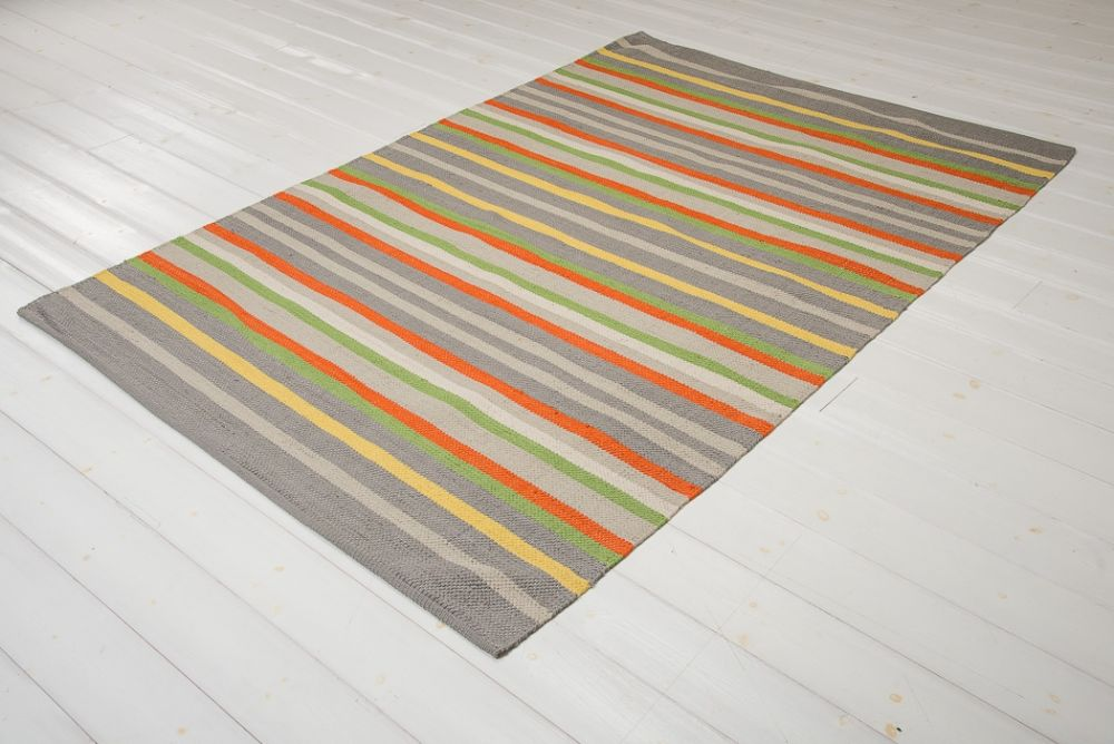 Viken Gray 140x200